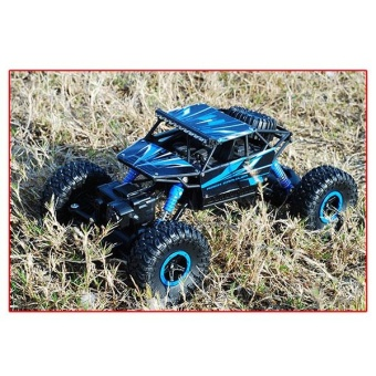 2.4Ghz High Speed 1:18 Remote Radio Control Electric Crawler Buggy RC Rock Racing Vehicle - intl - 2
