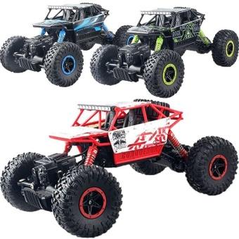 2.4Ghz High Speed 1:18 Remote Radio Control Electric Crawler Buggy RC Rock Racing Vehicle - intl - 3