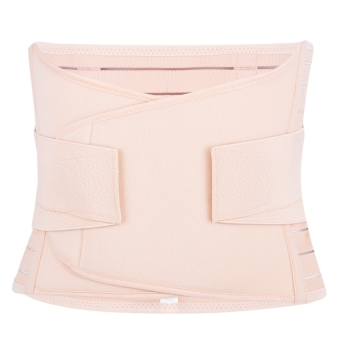 3 in1 Elastic Postnatal Waist Belt Postpartum Recovery Girdle Slimming Shapers Underwear L - intl - 4