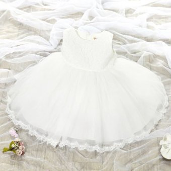 3 Months to 2 Years Old Korean Baby Dress - intl