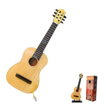 360DSC 17 Inch 6 String Mini Wooden Guitar Kids Musical Instruments Educational Toy - Type-1 - intl - 2