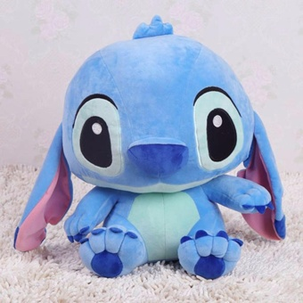 45cm Cute Big Lilo Stitch Plush Soft Stuffed Animals Doll Toys For Kids Gifts - intl
