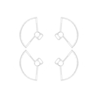 4pcs Props Propeller Guard Bumper Blade Crash Protector for DJISpark Drone - intl Price Philippines