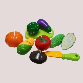 ACB Online Shop Fruit and Vegetable Assembling Pretend Toys- 03