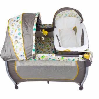 Amoroso Nursery Center Baby Crib and Playpen - 3