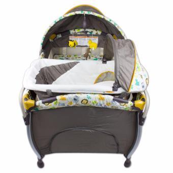 Amoroso Nursery Center Baby Crib and Playpen - 5