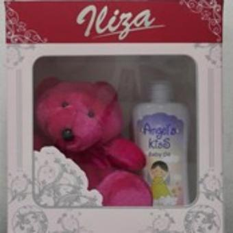 Angels KIss Baby Oil(100ml) plus Teddy Bear