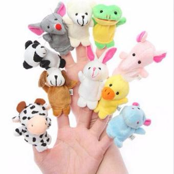 Animal Finger Puppets - 2