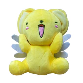 Anime - Cardcaptor Sakura - Keroberos Small Stuff Toy ( Yellow )