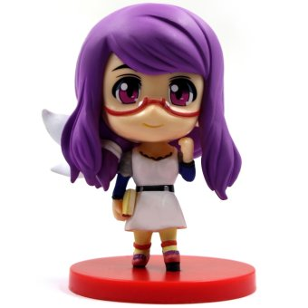 ANIME Rize Kamishiro Tokyo Ghoul Chibi Figure