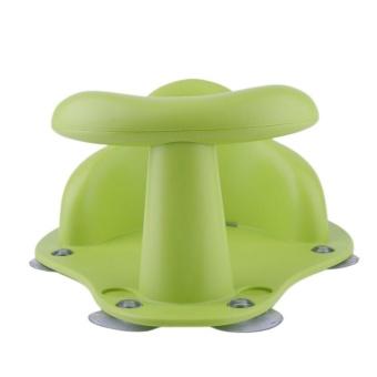 Anti Slip Safety Chair Baby Bath Seat Tub Ring Seat Infant KidsBathtub Chair - intl - 4