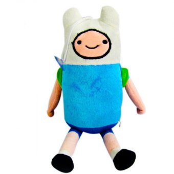 Asenso Adventure Time Finn the Human Plush Stuffed Toy