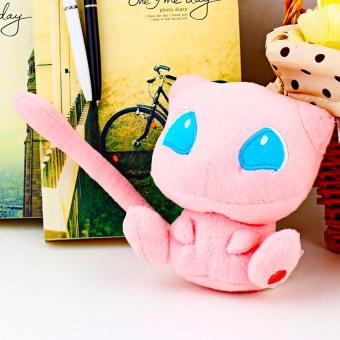 Asenso Pokemon Mew Stuffed Plush Toy