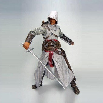 ASSASSIN'S CREED garage kit doll model
