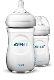 Avent Natural Feeding Bottle 9oz Twin Pack Price Philippines