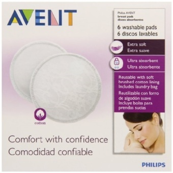 Avent Washable Breast Pads - 2