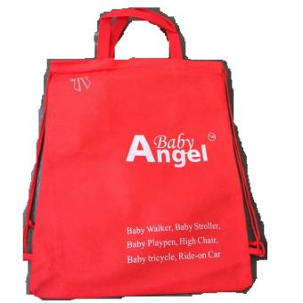 Baby Angel Crib PNC8106 Coffee - 2