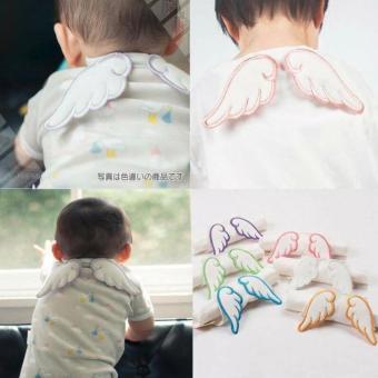 Baby Angel Wings Sweat Towel - 4