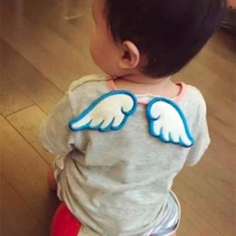 Baby Angel Wings Sweat Towel - 5