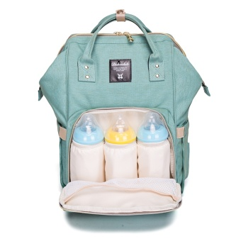 Baby Bag Mummy Bag Pregnant Backpack Fasion BackpackMultifunctional High-Capacitytravel Pack - intl - 2
