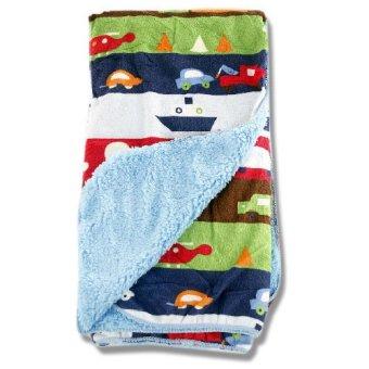 Baby Blanket (multicolor/Blue)