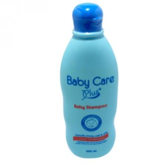 Baby Care Plus Blue Baby Shampoo 200ml Price Philippines