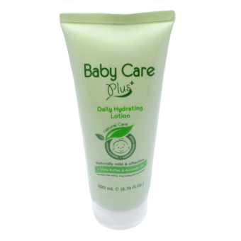 Baby Care Plus Natural Care Daily Hydrating Lotion 200mL