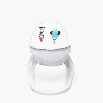 Baby Company Zebra Bouncer (Blue) - 5