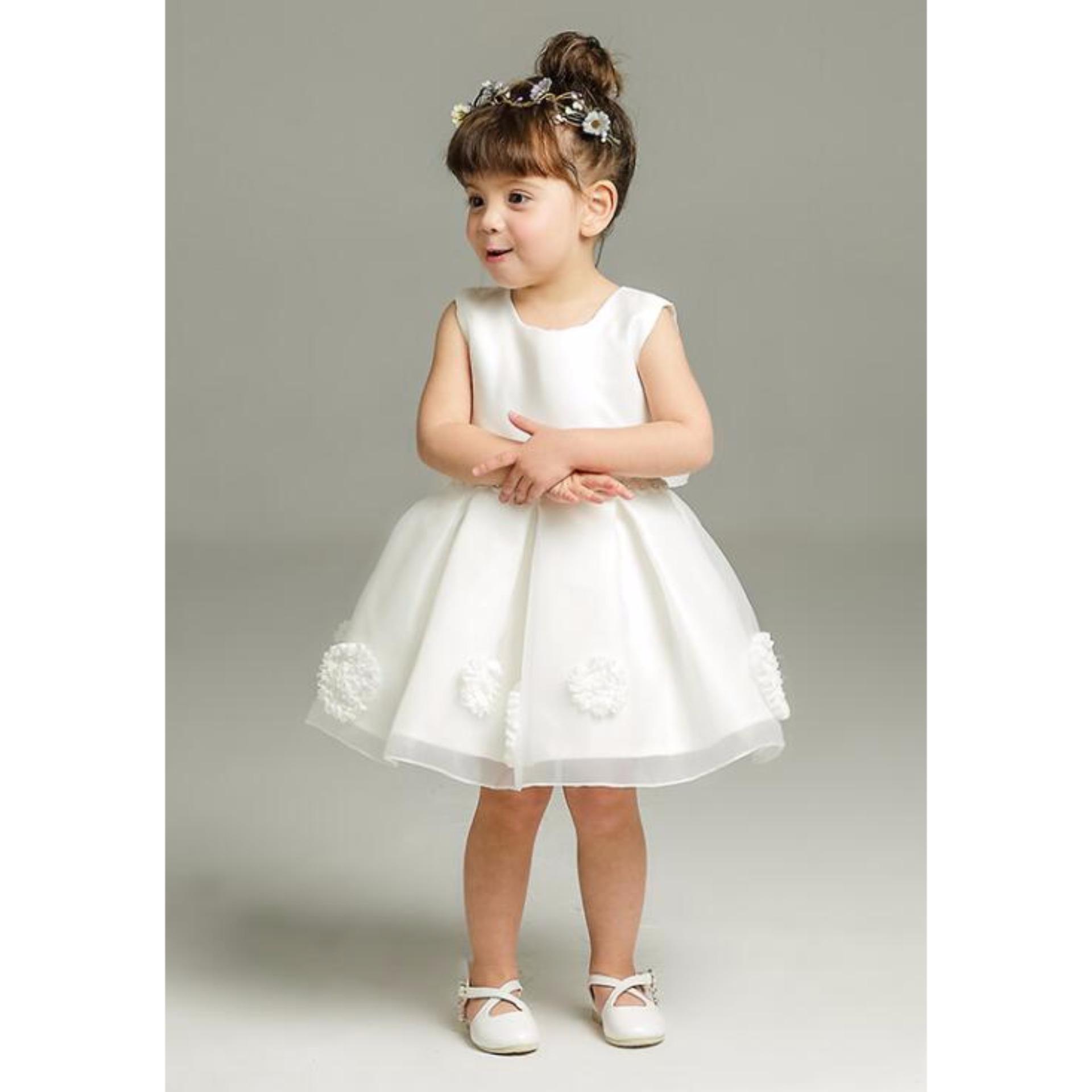 Philippines | Baby Dress Baptismal Dress White Christening Dress ...