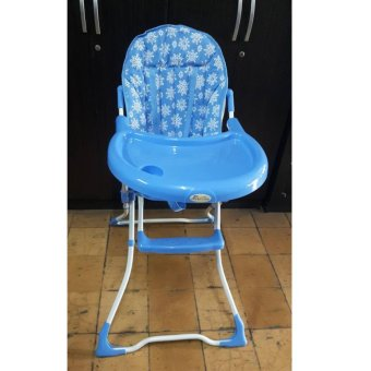 Baby Icons High Chair (Blue)
