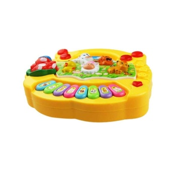 Baby Kids Musical Educational Piano Animal Farm Developmental Music Toys for Children Gift - intl - 3