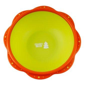 Baby Lab Petal Wash Basin (Green/Orange) - picture 2
