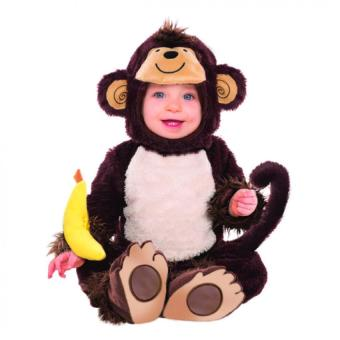 Baby Monkey Costume (1 - 3 Years Old) Price Philippines