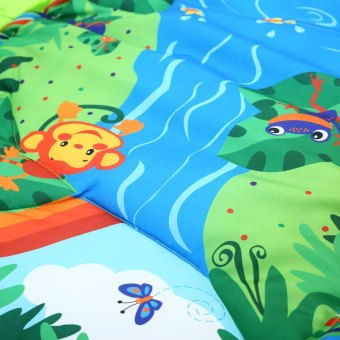 Baby Rainforest Music Soft Mat For Play Gym Activity - 5