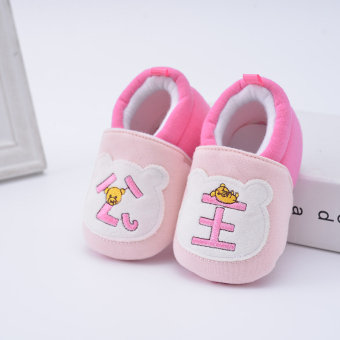 Baby Spring and Autumn and Winter Baby Shoes soft bottom toddler shoes