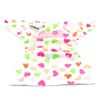 BABY STEPS KittyHearts Baby Diapers - 3