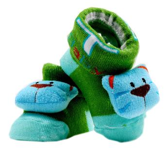 Baby Steps Limited Newborn Baby Boy Starter Pack Bundle Set (Blue) - 4