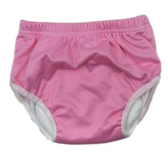 Baby Toddler (Nature Love Brand) Cloth Training Pants / Pull-upCloth Diaper Underwear Size 2 {Pink} - 2