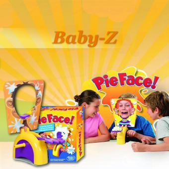 Baby-Z Kids Pie Face and Learning Board Game