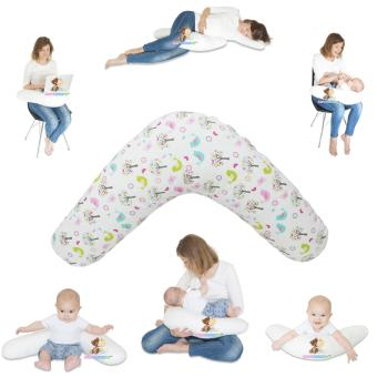 Babycuddleph Nursing Pillow- Birds and Butterflies Price Philippines