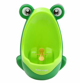 Babyyuga BH-111 Frog Pee Trainer (Green) - picture 2