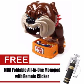 Bad Dog Action Game with Free Mini Monopod Color May Vary
