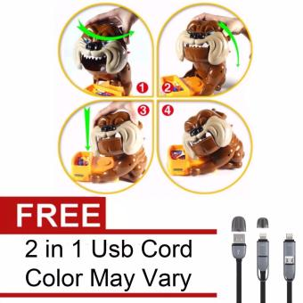 Bad Dog Beware Of the Dog Biting Game with Free Usb Cord Color May Vary