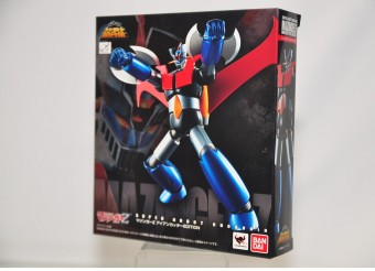 Bandai Super Robot Chogokin Mazinger Z Iron Cutter Edition ORIGINAL*