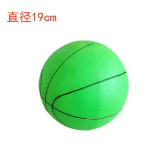 Baobao inflatable children's rubber basketball small ball