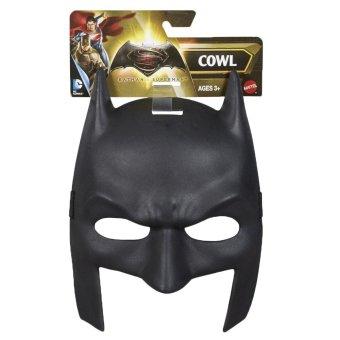 Batman Vs Superman Dawn of Justice Cowl Mask Loose (Black) - 3