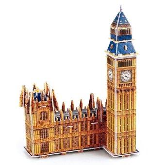 Big Ben 3D Jigsaw Puzzle Set (Intl)