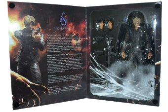 Biohazard 6 Leon S. Kennedy Play Arts Action Figure - picture 2