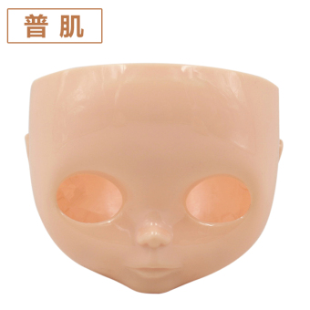 Blythe small cloth doll Nomakeup Surface Shell face shell white muscle poor muscle black muscle day burning muscle to change baby special to send video
