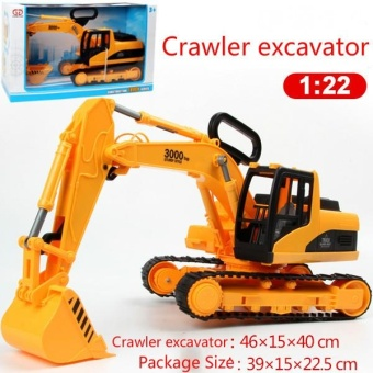 Boy Kids Toys Construction Car Toys Diecast Metal Engineering CarVehicles Building Excavator Bulldozer Toys Diecast Car Model GiftsToys - intl Price Philippines